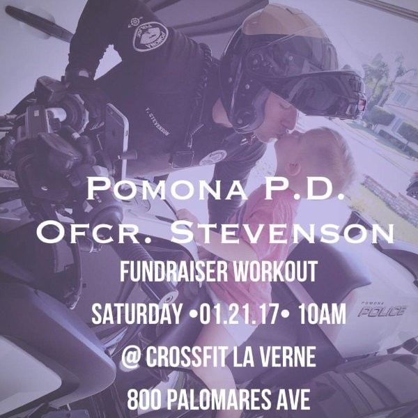 Work Out For A Cause